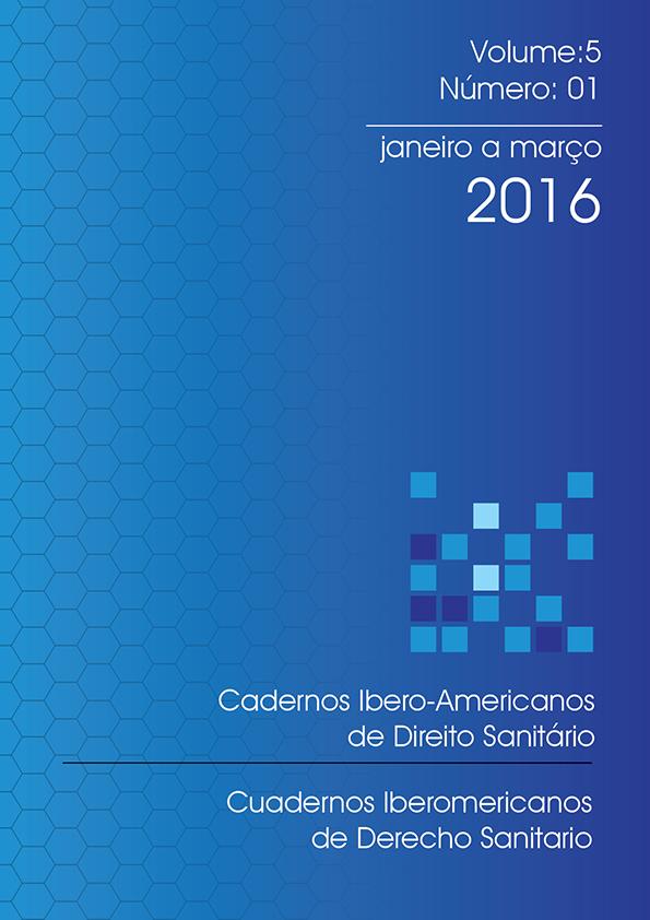 Visualizar v. 5 n. 1 (2016): (JAN/MAR. 2016)