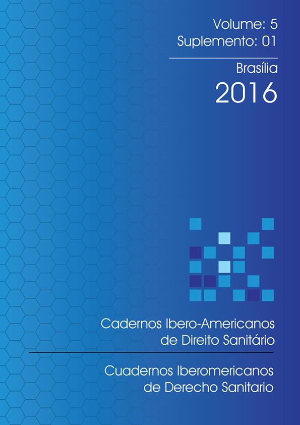 Visualizar v. 5 (2016): SUPLEMENTO 01
