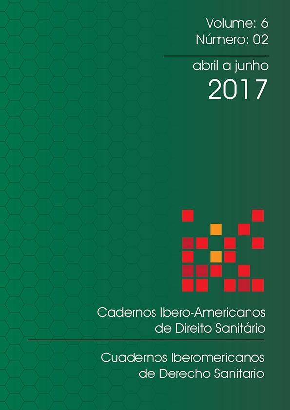 Visualizar v. 6 n. 2 (2017): (ABR/JUN. 2017)