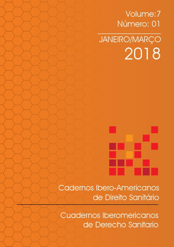 Visualizar v. 7 n. 1 (2018): (JAN/MAR.2018)