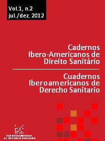 Visualizar v. 1 n. 2 (2012): (JUL./DEZ.2012)