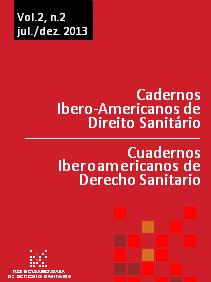 Visualizar v. 2 n. 2 (2013): (JUL./DEZ. 2013)